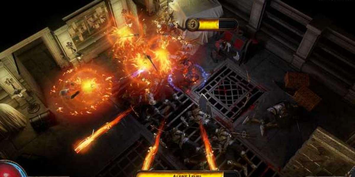 Path of Exile: 3 powerful looting buildings