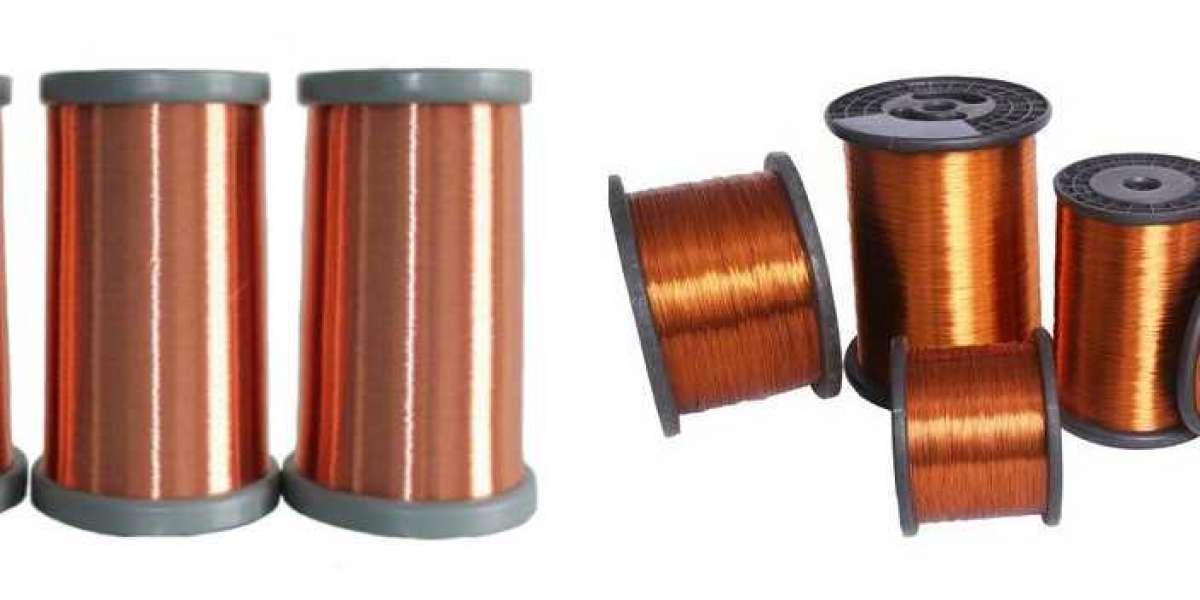 Xinyu Enameled Rectangular Aluminum Wire Features