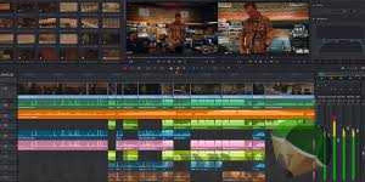 DaVinci Resolve Studio 17.0 Torrent Full Ultimate Key X64 Cracked Pc