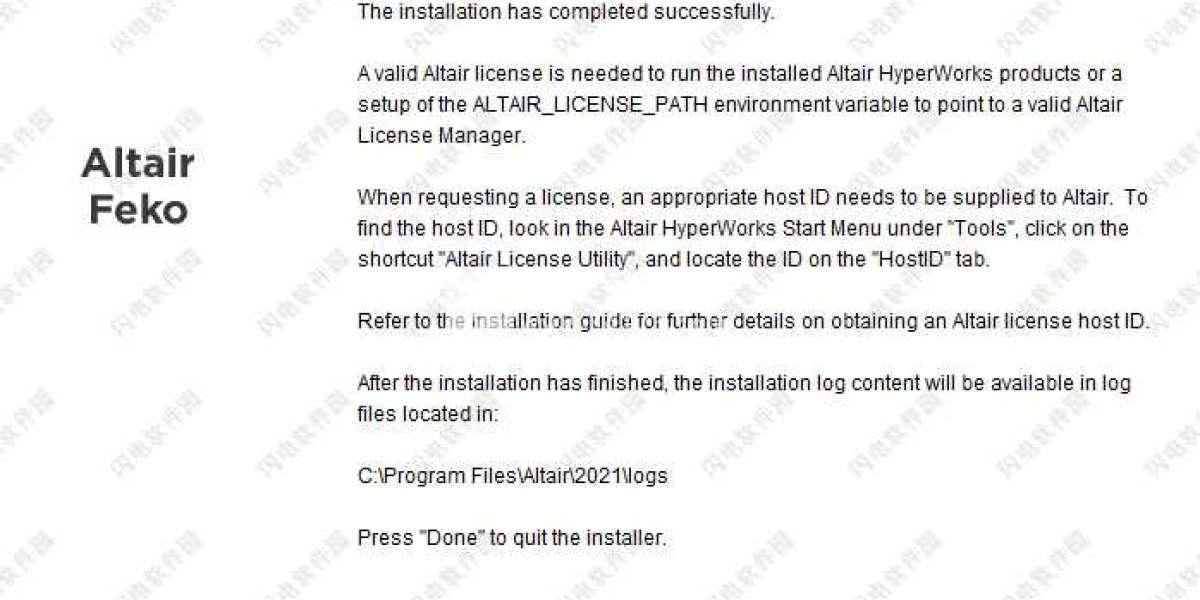 Altair HW FEKO 2021 32bit Download Cracked Windows Free Activation