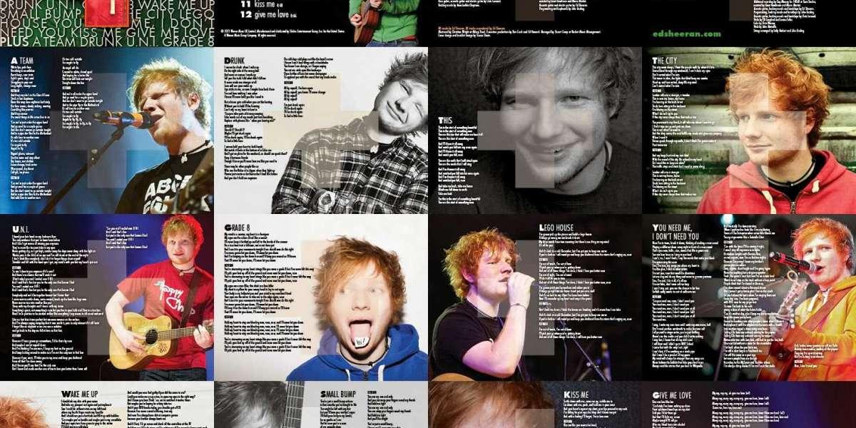 Ed Sheeran Digital Booklet Utorrent Full .mobi Ebook Rar